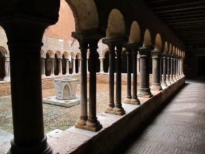 Museo Diocesano, formerly convent of Sant' Apollonia, Venice.