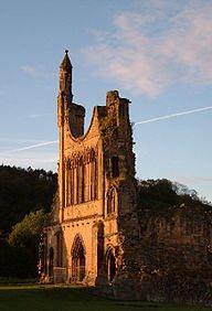 Bylands Abbey