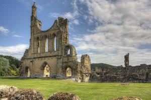 Bylands Abbey