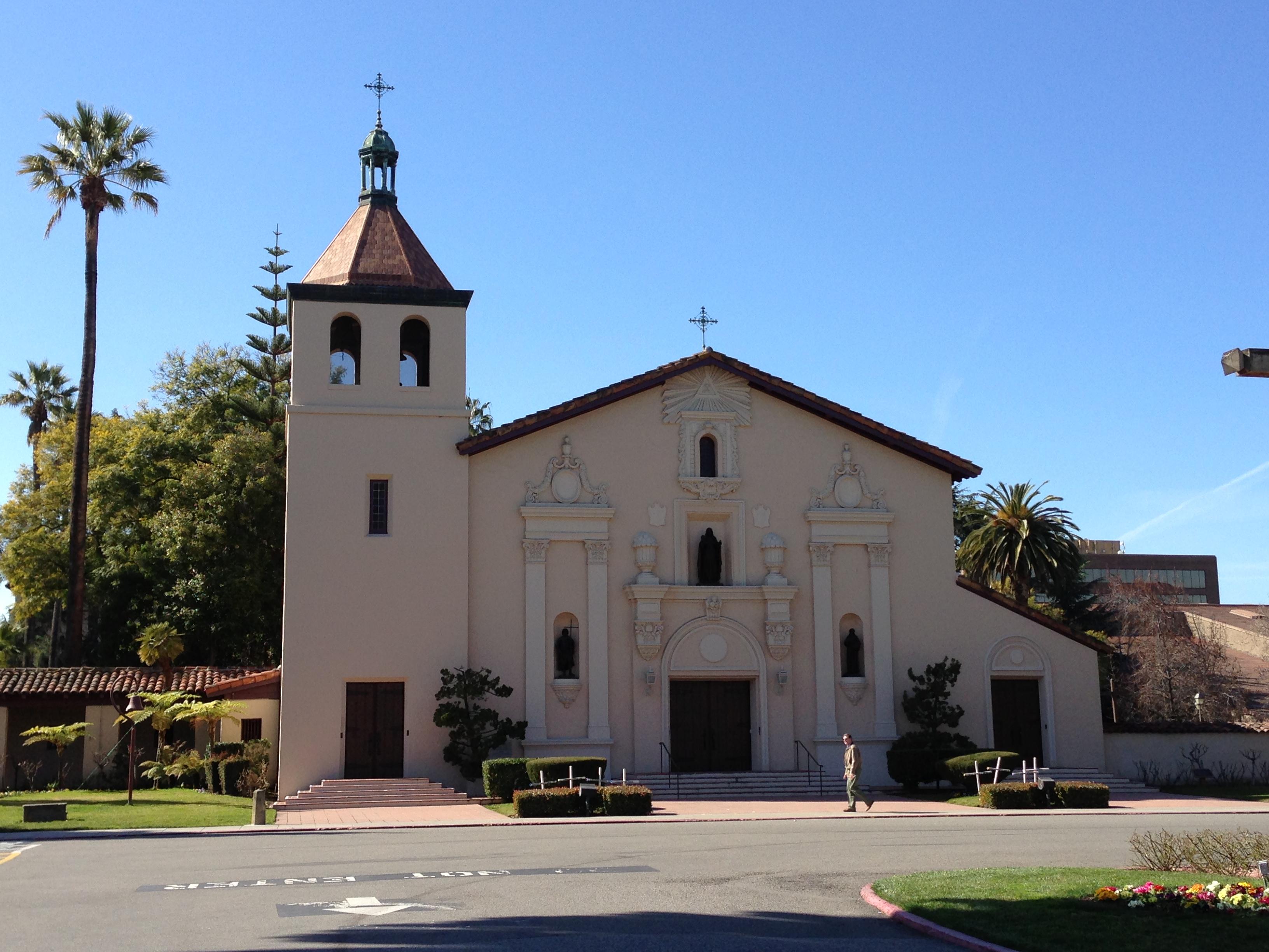 Santa Clara University A Monk S Chronicle