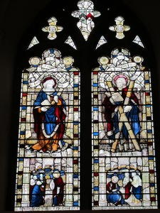 Saints Peter and Paul Window