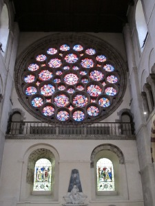 9, Rose Window