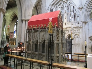 Shrine of Saint Alban