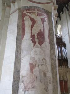 Medieval Fresco