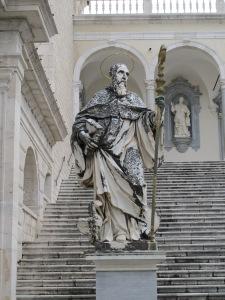 Saint Benedict, Monte Cassino
