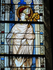 Saint Lambert of Liege, Cloisters Museum, New York