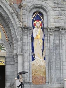 35.Mosaic of Jesus