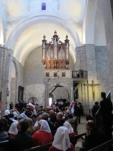 37.Organ at Saint Savin
