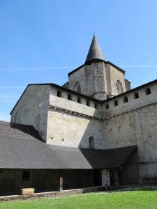 46. Church at Saint Savin