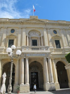 The Palace of the Grand Master, Malta