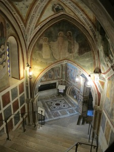 3.Stairs and Mosaics