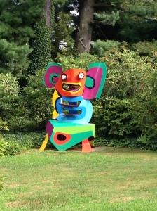 4.Sculpture Garden