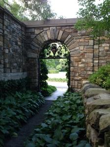 5.Garden Gate