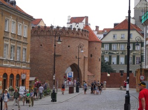 Old City, Warsaw